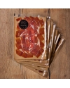 5+2 JAMON 100% NATURAL CORTADO A CUCHILLO