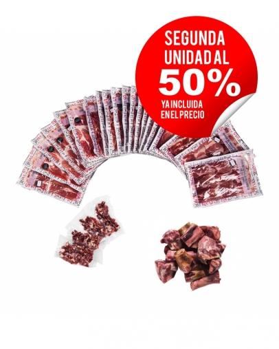 JAMÓN DE CEBO DE CAMPO 100% IBÉRICO (LONCHEADO) - SEGUNDA UNIDAD A 79,50€