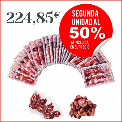 Jamón Rivas Etiqueta Negra - 224,85€